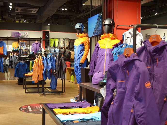 MAMMUT SPORTS GROUP JAPAN 株式会社