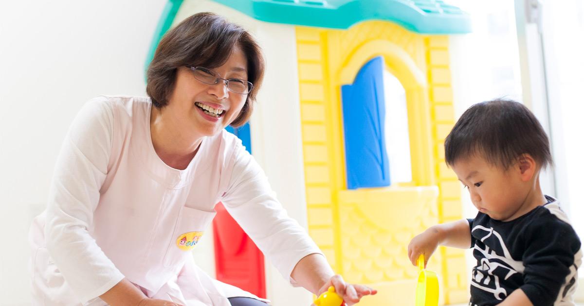 """条件はたった1つ!? 50代でフローレンスに入社した保育士女性が教える""""生涯続けられる仕事""""の見つけ方"""