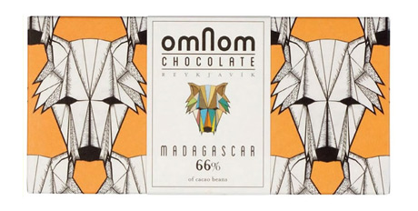 omrom chocolate