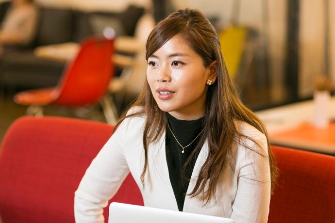 """企業が安定をくれない時代、""""普通の女性""""が「自分の名前」で仕事するには? シェアリングエコノミーが覆す""""働き方の常識""""/石山アンジュさん"""