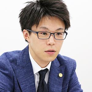 ベリーベスト法律事務所 弁護士 松井剛さん
