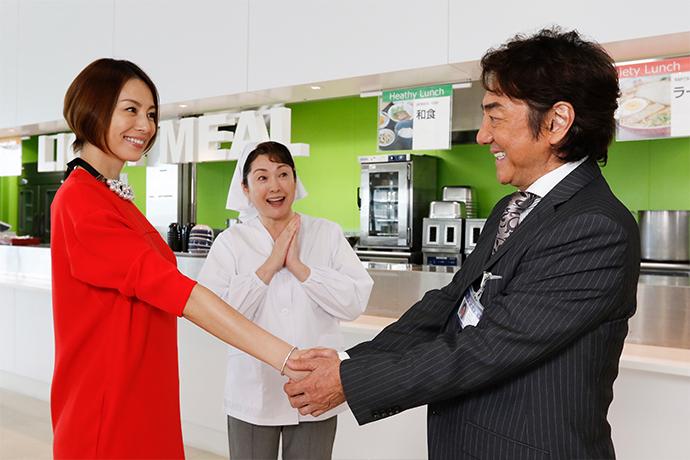 ドクターX 内山聖子 プロデューサー