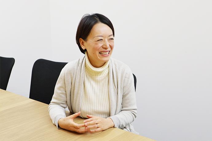 ストリートアカデミー株式会社 執行役員 営業・事業開発 窓岡 順子さん