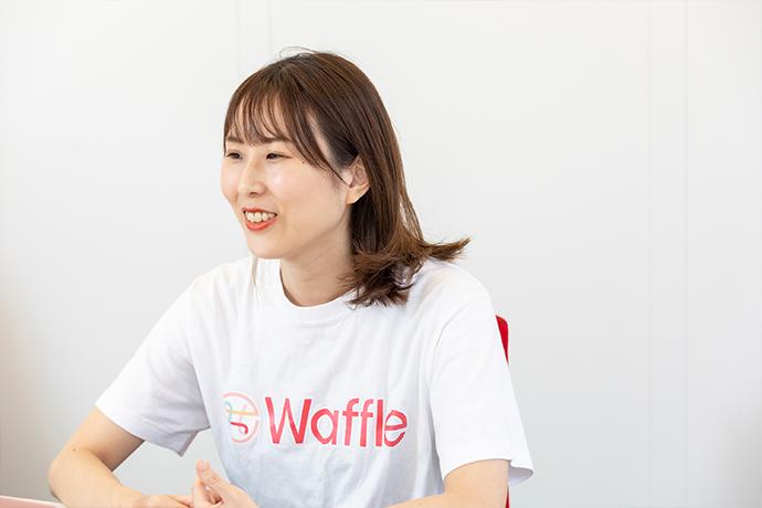 waffle 田中