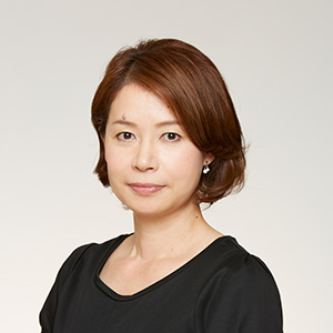 花王株式会社 ビューティリサーチ&クリエーションセンター ビューティスペシャリスト 石澤 ゆかりさん