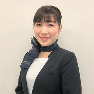 花王ビューティブランズカウンセリング株式会社 川本祐子さん(仮名)